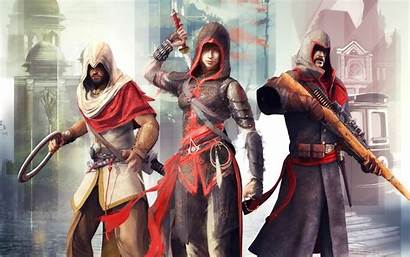 Creed Chronicles China Wallpapers Assassin Russia Retina