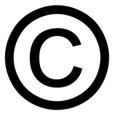 how to make a copyright symbol copyright symbol