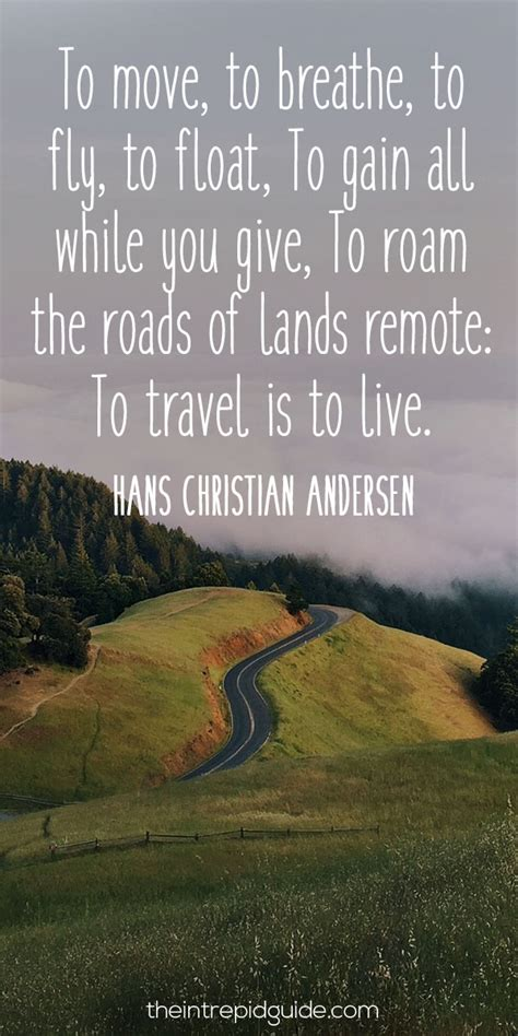 124 inspirational travel quotes that ll make you want to