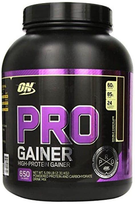 Optimum Nutrition Pro Gainer Supplement – (Jun. 2019) Review