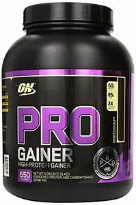 Optimum Nutrition Pro Gainer Supplement  U2013  Jun  2019  Review