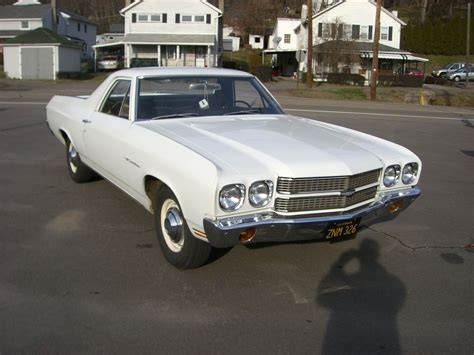 1970 For Sale by 1970 Chevrolet El Camino Barn Find For Sale