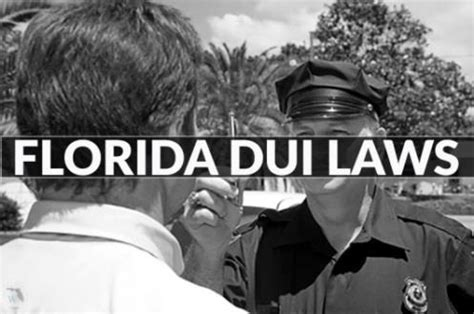 florida dui laws drunk driving attorneys