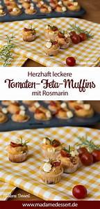Deine Groß Oder Klein : tomaten feta muffins mit frischen rosmarinzweigen muffins cupcakes pinterest ~ Orissabook.com Haus und Dekorationen