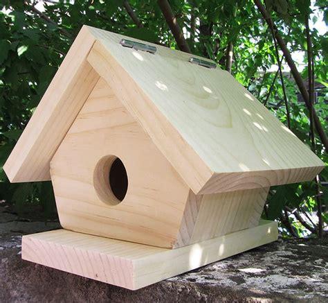simple birdhouse woodworking plan  sawtooth ideas birdhouse woodworking plans bird houses