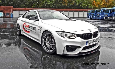 2018 Bmw Lw M4 By Lightweight Performance Packs 520hp And