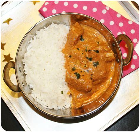 cuisine hindou butter chicken poulet makhani kitchen