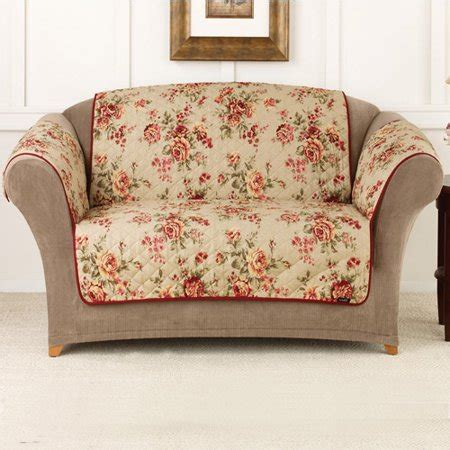 Loveseat Throw by Sure Fit Floral Sofa Pet Throw Walmart