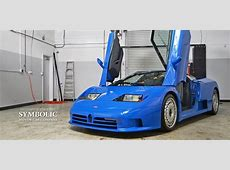 1993 Bugatti EB110 GT Coupe For Sale Autofluence