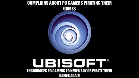 Ubisoft Deleting 3rd Party Copies Of Games From Uplay