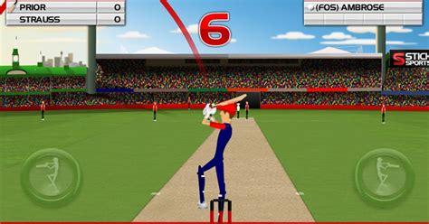 stick cricket online on pc