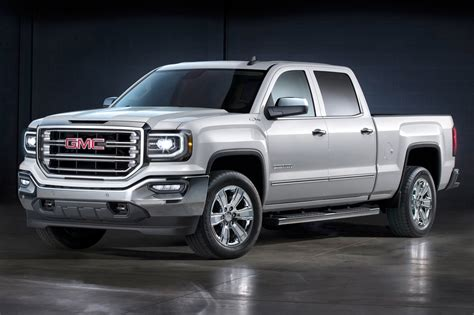 2016 Gmc Sierra 1500 Crew Cab Pricing
