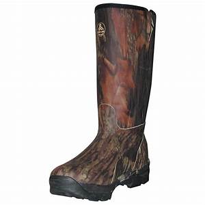 Pro Line U00ae Scout Rubber Boots  Mossy Oak U00ae New Break Up