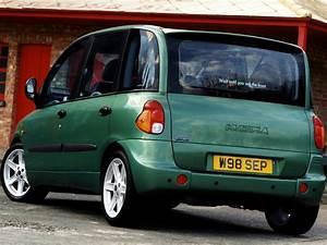 Definitely Motoring  Bottled It   Fiat Multipla