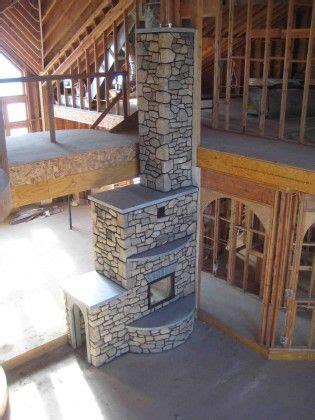 city ny double bell masonry heater bedroom view