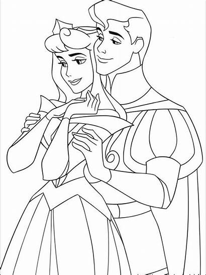 Coloring Rapunzel Adult Disney Sleeping Princess Books
