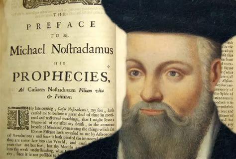 Famous Seer Nostradamus' Predictions Regarding