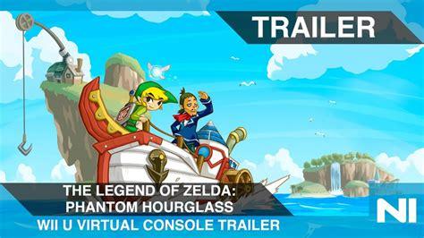 The Legend Of Zelda Phantom Hourglass Wii U Virtual
