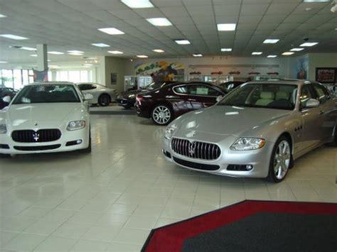 Car Dealers In Fl by Maserati Of Central Florida Orlando Fl 32810
