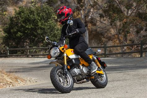 2019 honda monkey review 14 fast facts