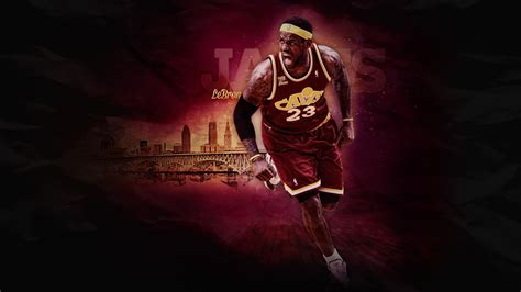 Lebron James Hd Wallpapers Hd Wallpapers Id 17581