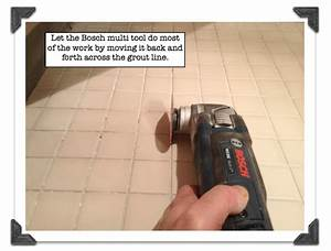 The best grout removal tools for tile shower floors for How to remove grout from floor tile