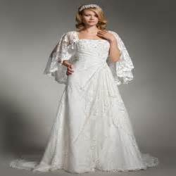 plus size bohemian wedding dresses plus size wedding dress with lace jacket clothing for large
