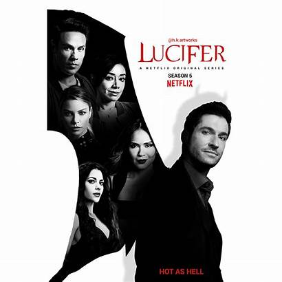 Season Lucifer Poster