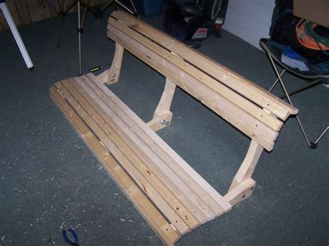 wood porch swing plan homemade porch swing   easy