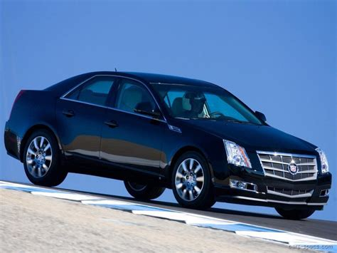 cadillac cts sedan specifications pictures prices