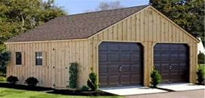 the value of a prefab garage home manufactured With 2 car wood garage kits