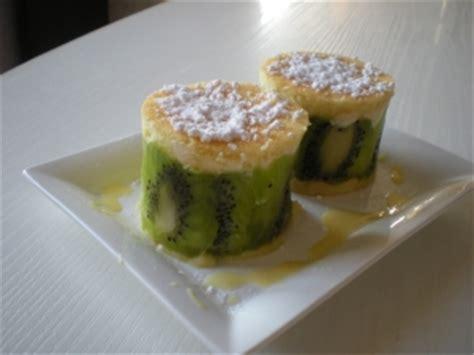 kiwis au chocolat quot ivoire quot dessert recettes