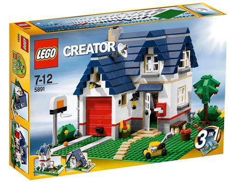 Lego House - lego 5891 creator the apple tree house i brick city