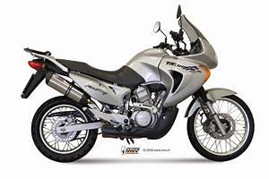 Honda Xlv 650 Transalp Exhaust Mivv Suono Stainless Steel H 023 L7