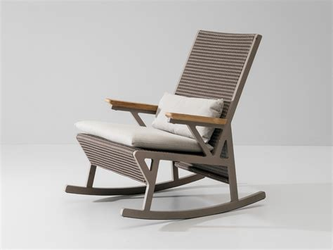 Buy The Kettal Vieques Rocking Chair At Nest.co.uk