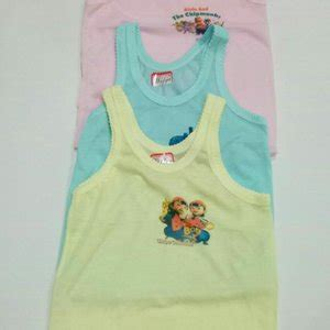 Kaos Dalam Singlet Anak pakaian dalam anak unisex di kab pasuruan
