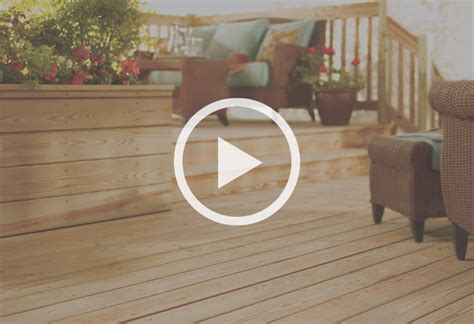 affordable deck materials at the home depot