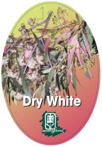 eucalyptus dry white austraflora