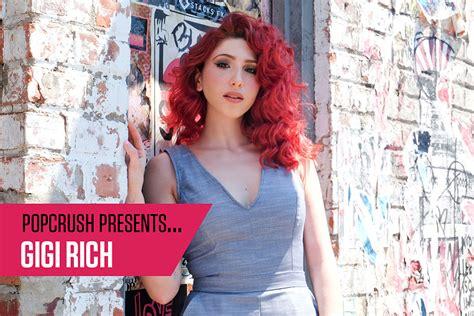 Gigi Rich Finds Her Own Voice Beyond 'The Voice': PopCrush ...