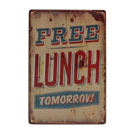 plaque metal cuisine 20x30cm retro metal tin sign plaque food wall poster wall