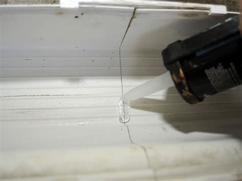 How Repair Plastic Gutter Seams Dummies
