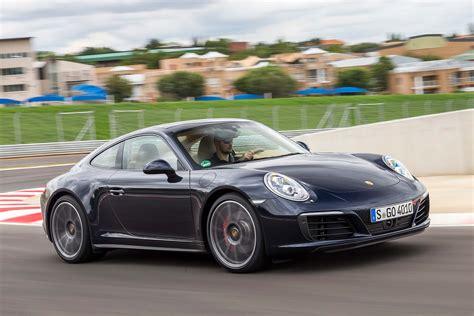 2016 Porsche 911 Carrera 4s Review