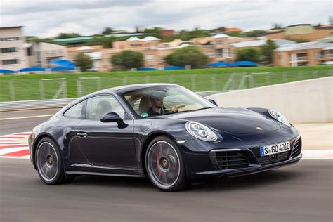 2016 Porsche 911 Carrera 4s Review First Drive Motoring