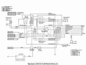 Mtd 14av808p016  2000  Parts Diagram For Electrical