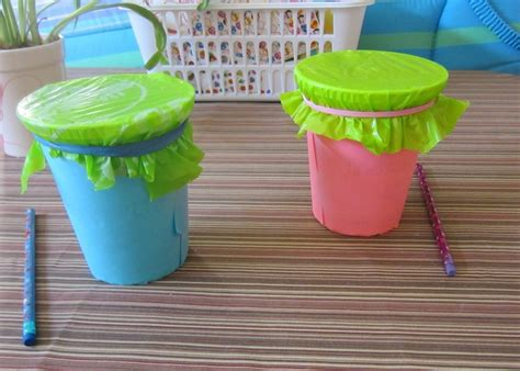 make a simple drum for preschool how to run a home 260 | IMG 2822