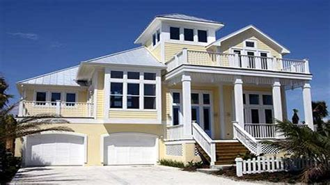 coastal beach house plans  pilings beach girl coastal plan coastal homes plans treesranchcom