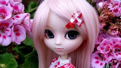 Girly Doll Wallpapers Barbie Face Dolls Pink