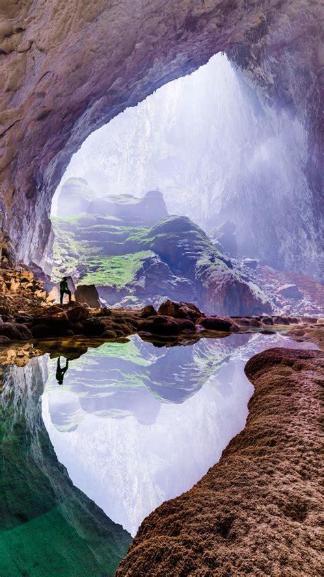 Wallpaper Son Doong, Vietnam, cave, 4k, Nature #16681