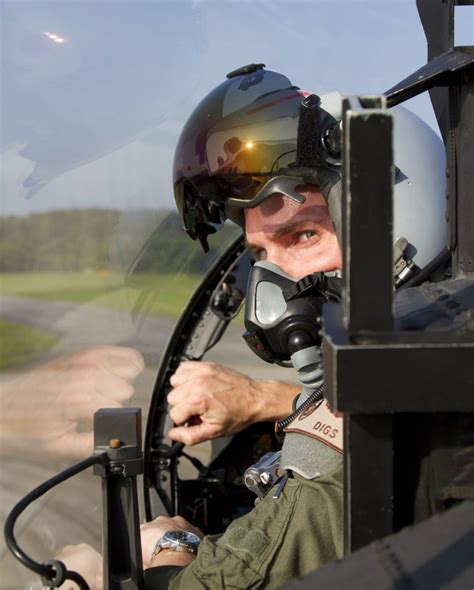 F-15 Pilot About To Take Off From Kadena