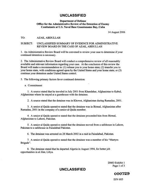 File:ISN 685 ARB 2006 memo Pg 1.png